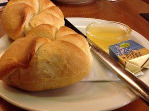 Frühstücken beim Brandl in Linz