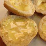 Bäckerbienen Honigsemmel